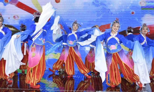 旅美湖南同鄉會三十四週年慶典暨新春晚会