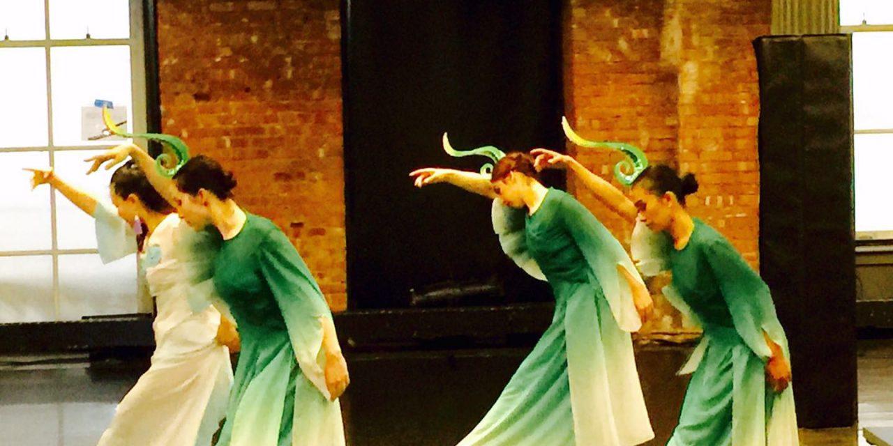 母親節活動-欣賞《諾心靈舞蹈基金會-舞蹈系列的精彩演出》